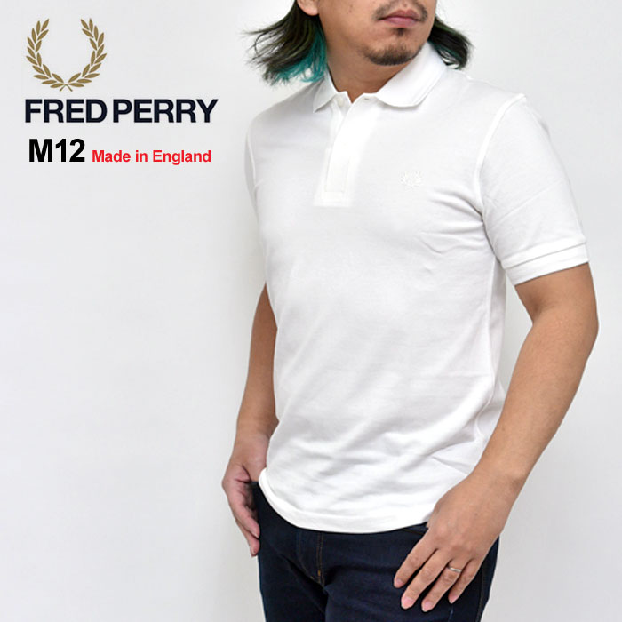 91e5ec79a (M12N) TWIN TIPPED FRED PERRY SHIRT men  1804ripe made in Fred Perry polo  shirt ...