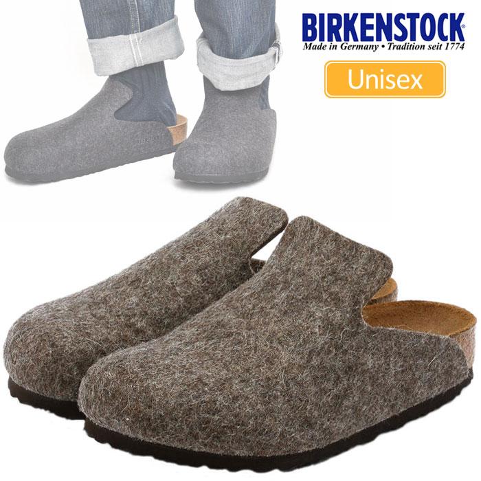 \最大500円OFFクーポン配布中/ビルケンシュトック BIRKENSTOCK ダボス DAVOS ウールフェルト[ココア(カカオ)](GC1011224)メンズ レディース【靴】_1812ripe