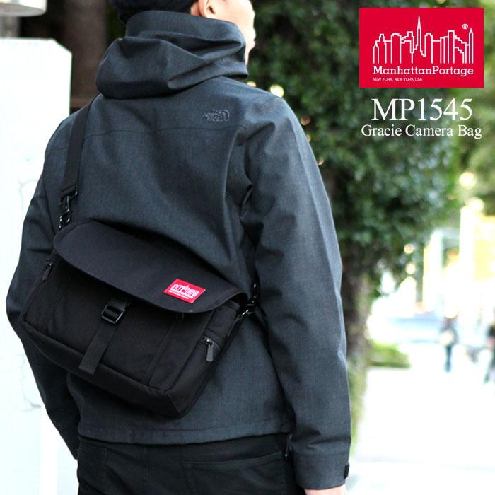 【正規取扱店】マンハッタンポーテージ グレイシーカメラバッグ[ブラック](MP1545)Manhattan Portage Gracie Camera Bag メンズ レディース【鞄】 1806ripe