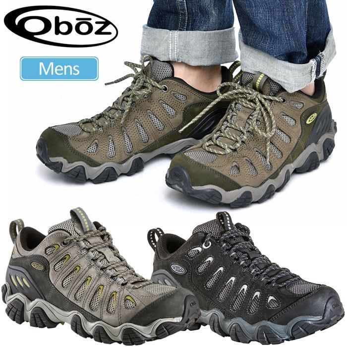【正規取扱店】オボズ Oboz ソウトゥース ロー[全3色](20601 26-28cm)SAWTOOTH LOW メンズ【靴】 1811ripe