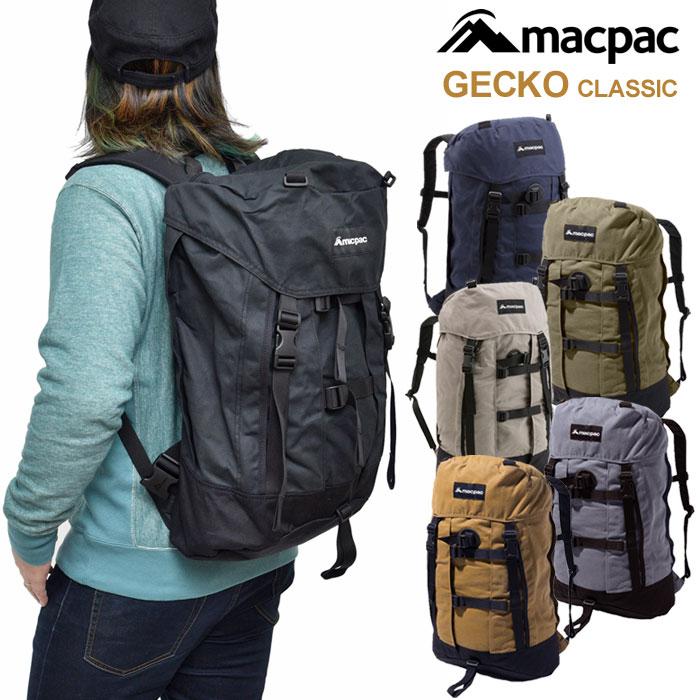 マックパック リュック macpac ゲッコ クラシック バックパック(35L)[全6色](MM71706)GECKO CLASSIC メンズ レディース【鞄】_bpk_1902ripe