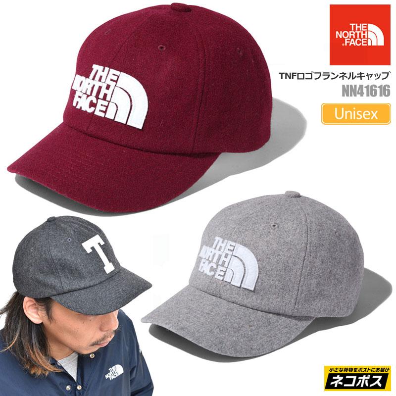 ノースフェイス 帽子 THE NORTH FACE TNFロゴフランネルキャップ[全5色](NN41616)TNF LOGO FLANNEL CAP メンズ レディース_1910ripe[M便 1/1]