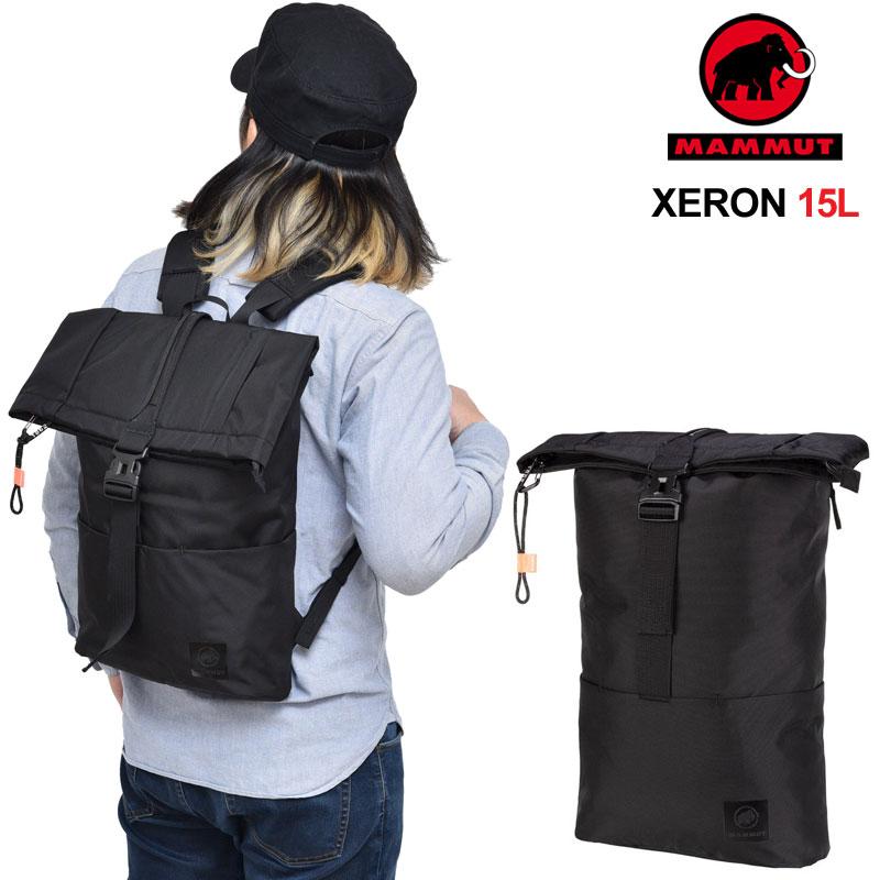 【正規取扱店】マムート MAMMUT リュック バッグ メンズ レディース エクセロン15L XERON15 ブラック 2530-00410 bpk【鞄】2003ripe