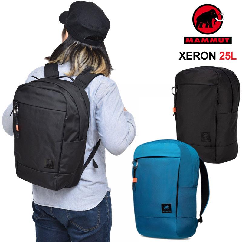 【正規取扱店】マムート MAMMUT リュック バッグ メンズ レディース エクセロン25L XERON25 ブラック 2530-00430 bpk【鞄】2003ripe