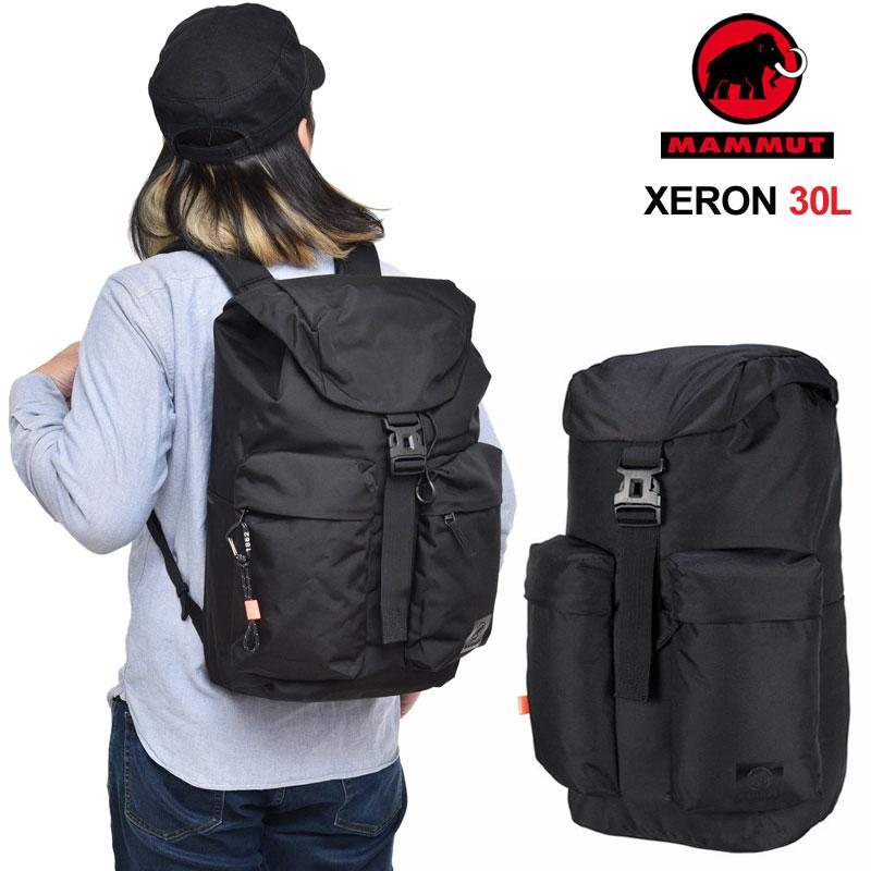 【正規取扱店】マムート MAMMUT リュック バッグ メンズ レディース エクセロン30L XERON30 ブラック 2530-00440 bpk【鞄】2003ripe