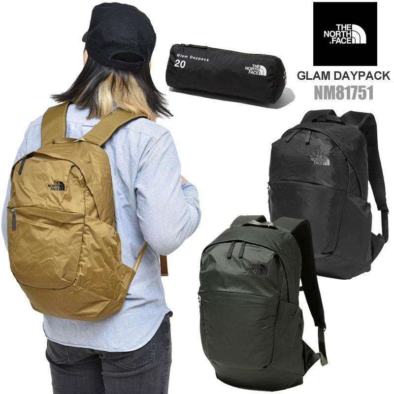 【正規取扱店】ノースフェイス THE NORTH FACE バックパック リュック メンズ レディース グラムデイパック 20L GLAM DAYPACK NM81751 20SS bpk【鞄】2002ripe