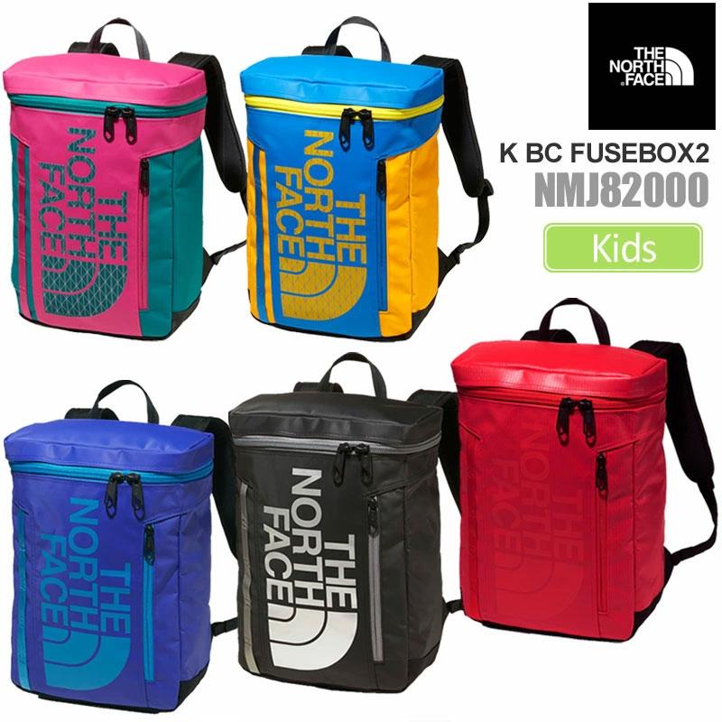 【正規取扱店】ノースフェイス スクエアリュック THE NORTH FACE キッズBCヒューズボックス2(21L)(全5色)(NMJ82000)K BC FUSEBOX2 レディース【鞄】 20SS bpk 2002ripe