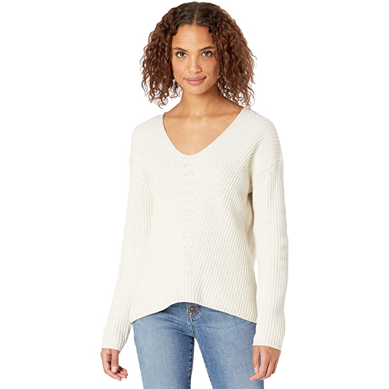 <title>テンツリー tentree Sweaters 新商品!新型 {ギフトラッピング} レディース ニット セーター トップス Highline Cotton V-Neck Sweater</title>