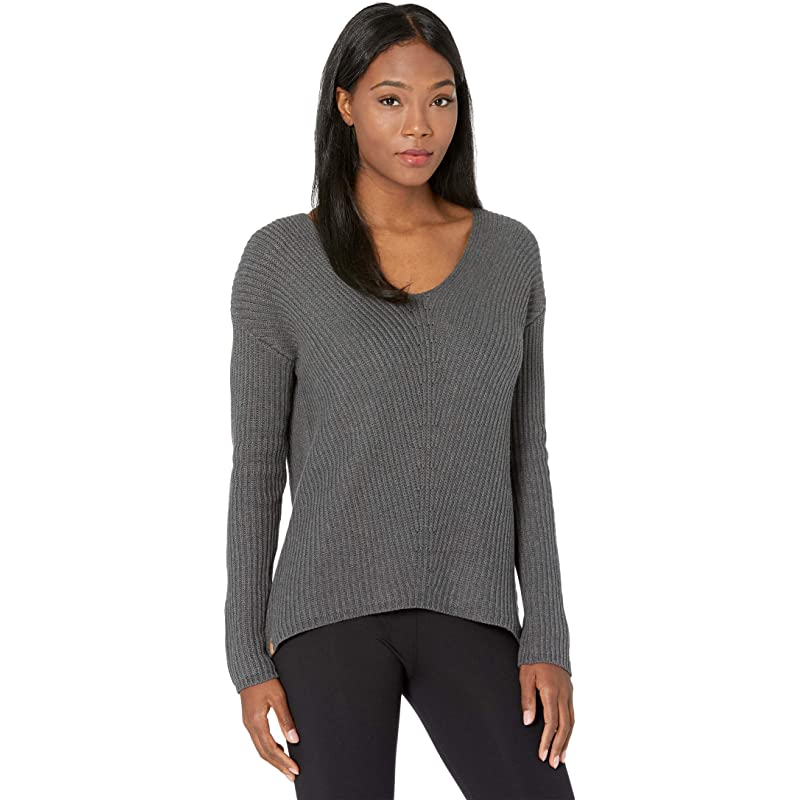 <title>テンツリー tentree Sweaters {ギフトラッピング} レディース ニット セーター 正規品 トップス Highline Cotton V-Neck Sweater</title>