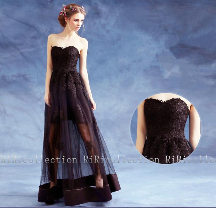 riricollection | Rakuten Global Market: Dress black BLACK DORES ...