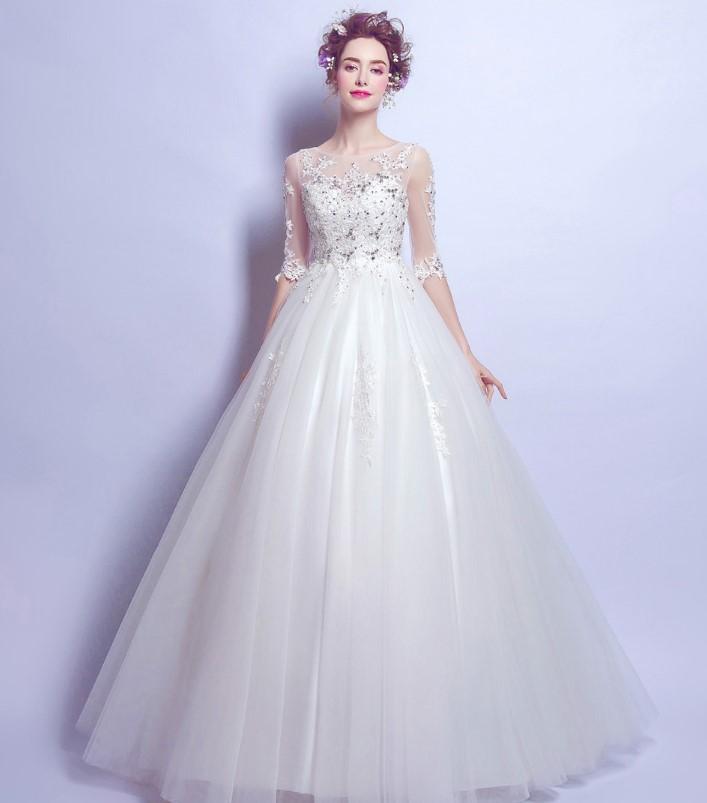 eecd3e36fb4f6 楽天市場 ウェディングドレス ストーン flower ドレス カラードレス ...