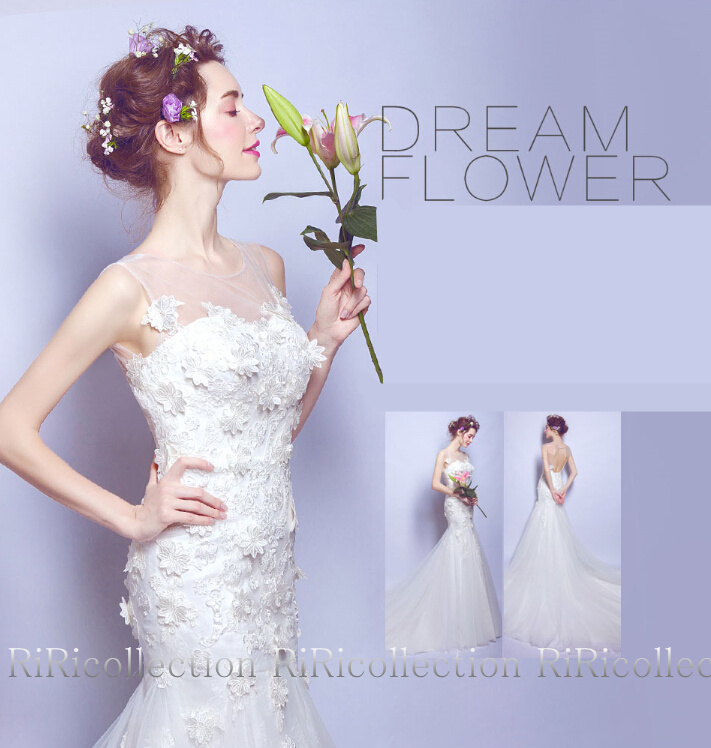 d81b33274bf57 ウェディングドレス ドレス マーメイド 上品 カラードレス 結婚式 披露宴 刺繍  プリンセスライン ミニ