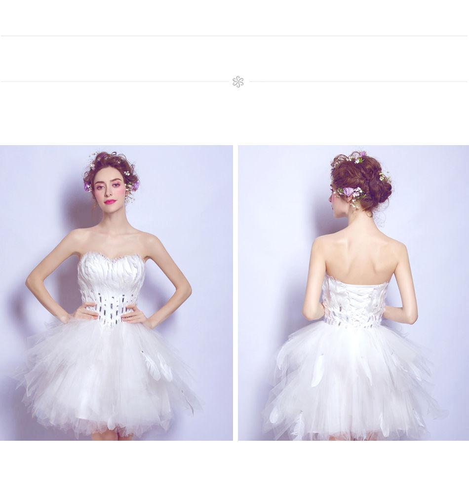 riricollection | Rakuten Global Market: Wedding dress angel swan ...