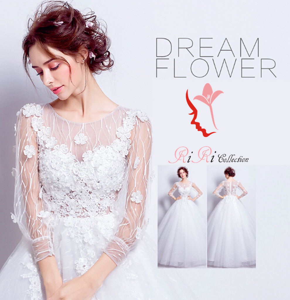 9473acd24 ◇All the wedding dresses are available for size adjustment.♪ The size of  the dress is all a type in coordination with a constant range.