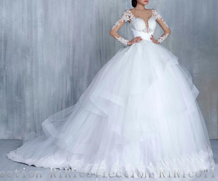 Riricollection Made To Order Wedding Dress White Mermaid Dress