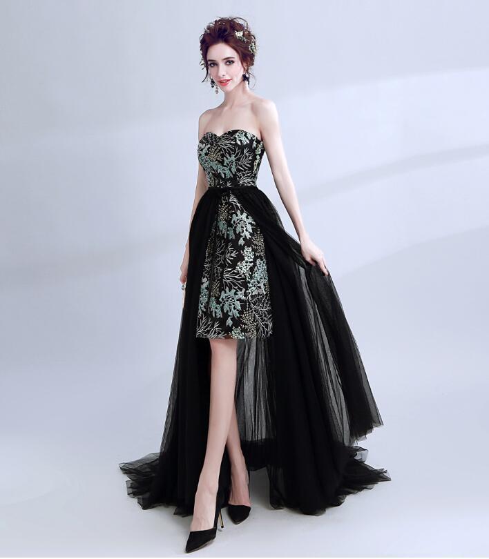 Wedding Gowns Ri: Riricollection: Black Dress Wedding Ceremony Banquet