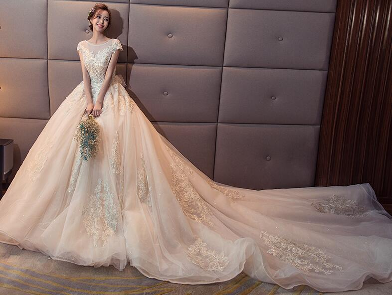 Riricollection: Dress-f001 Wedding Dress Fastener Long