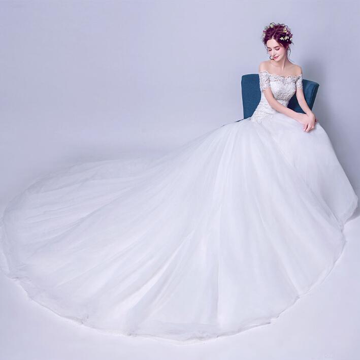 Riricollection Wedding Dress Mermaid Dress Wedding Ceremony Banquet