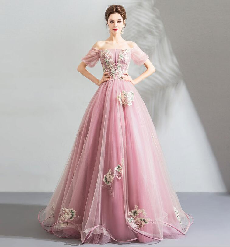 Wedding Gowns Ri: Riricollection: Dress-18ak01 Colored Racesless Refined