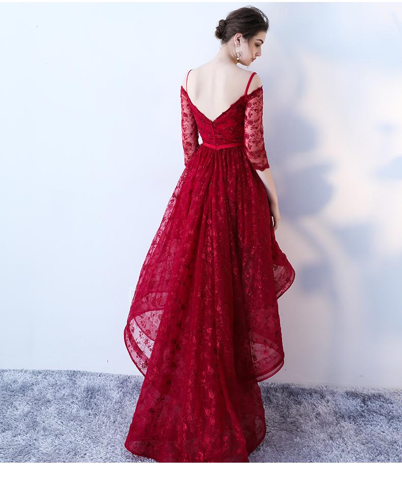Wedding Gowns Ri: Riricollection: Wedding Dress Red Dress Red Half-length