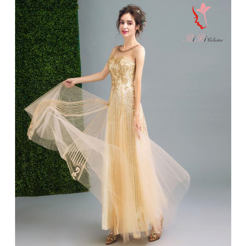 Riricollection Wedding Dress Gold Glitter Gold Go Japanese