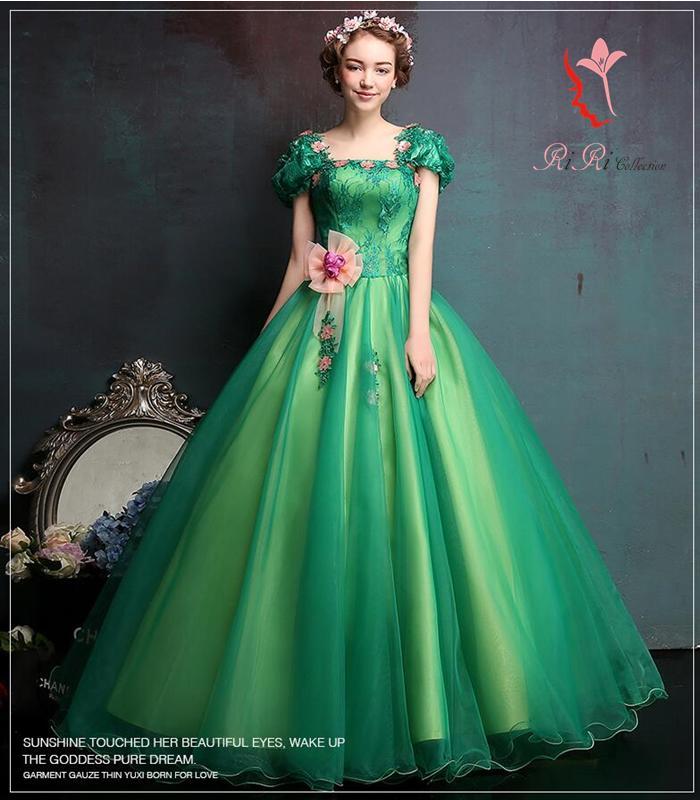 Riricollection Color Emerald Green Wedding Ceremony Banquet