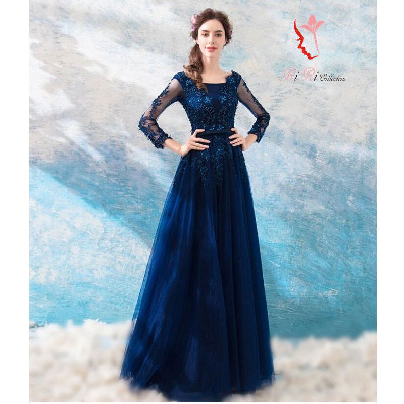 riricollection   Rakuten Global Market: Royal blue dress colored ...