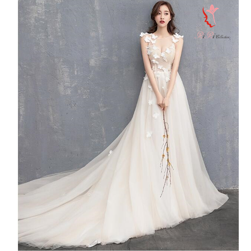 Riricollection: 버터플라이 Butterfly 웨딩 드레스 목달이 구두 고저스 천사 상품 자수