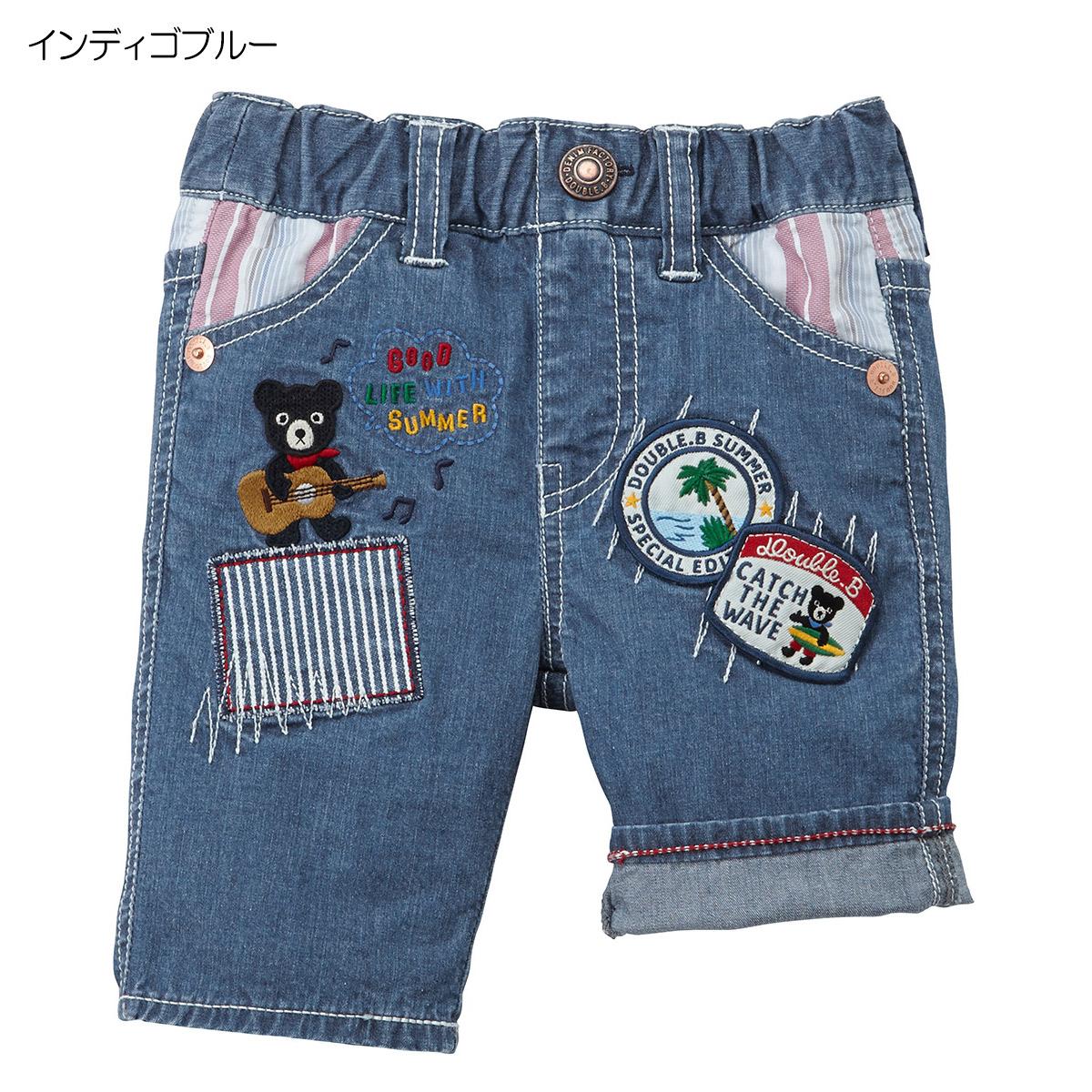 ◇【ミキハウス】パンツ23000【10800円以上で送料無料(国内)】