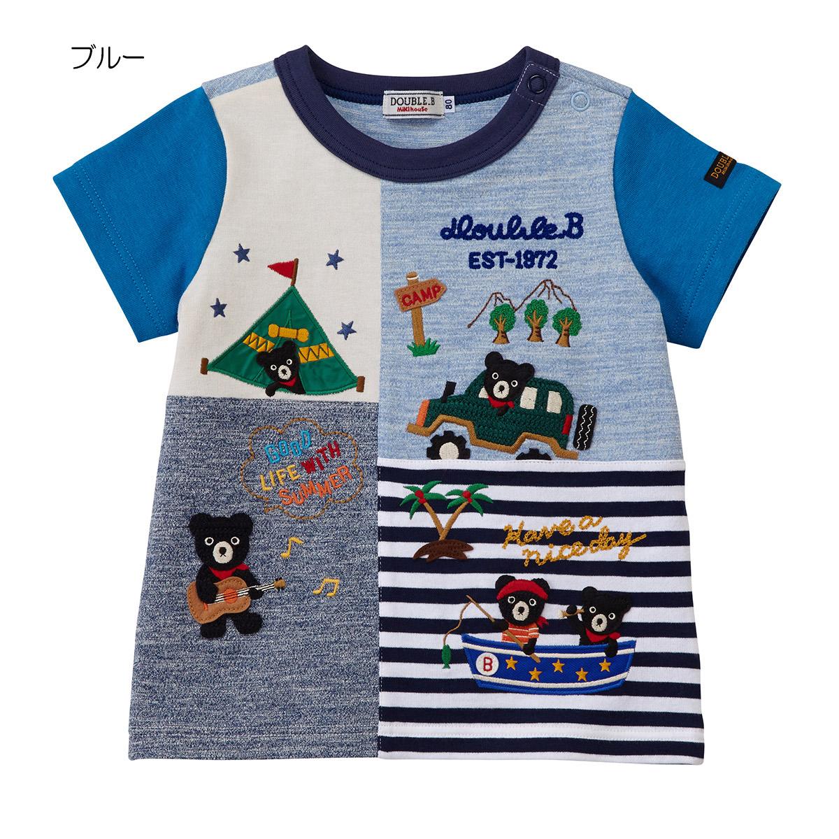 送料無料 SALE ミキハウス Tシャツ 80cm~100cm セール 6 3980円以上で送料無料 購入 国内 00:00 Tシャツ18000 START 28 市場