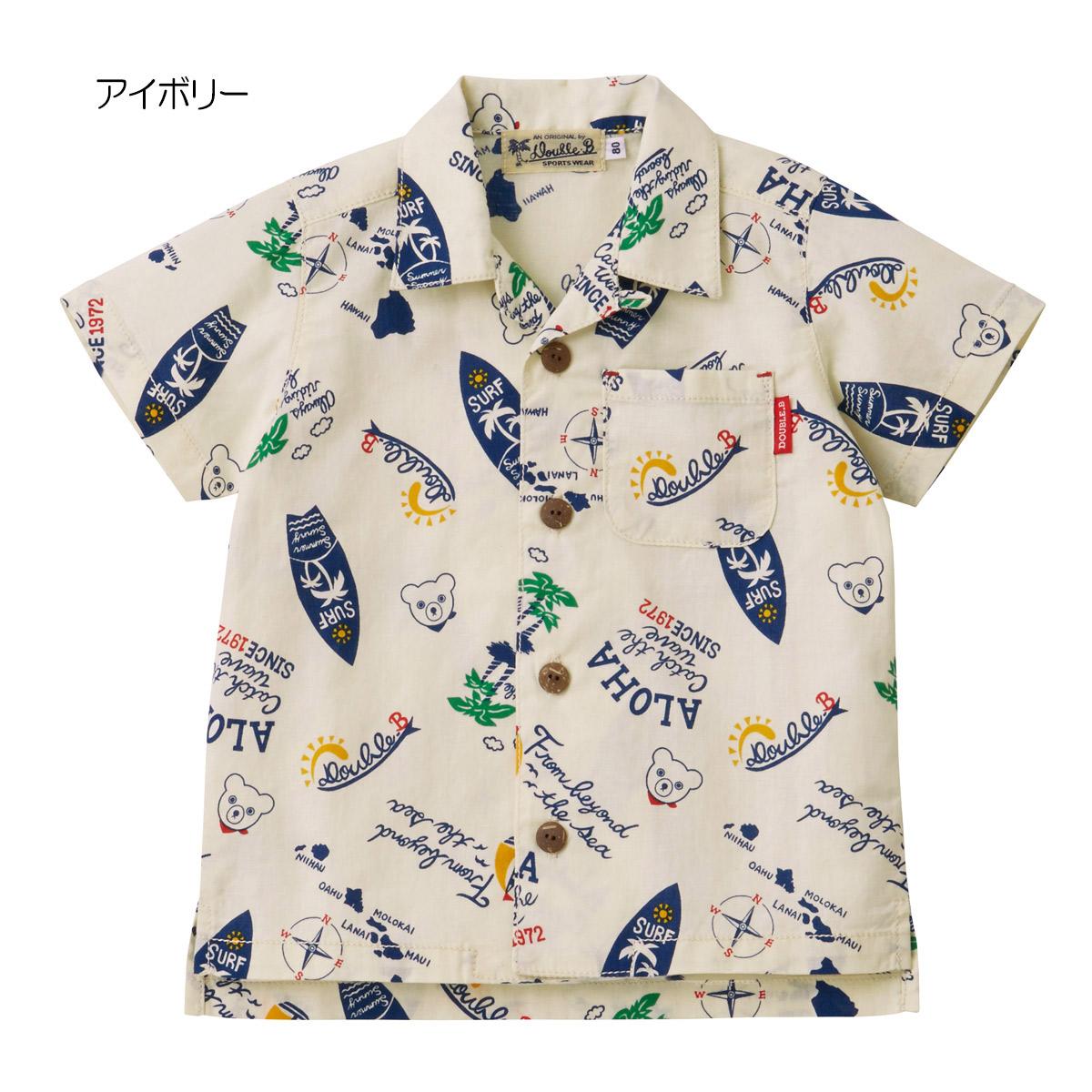 〇 高級品 ミキハウス SALE シャツ10000 ディスカウント 3 国内 980円以上で送料無料