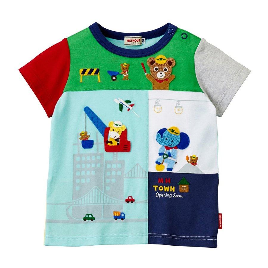 【ミキハウス】【SALE】Tシャツ16000【10800円以上で送料無料(国内)】