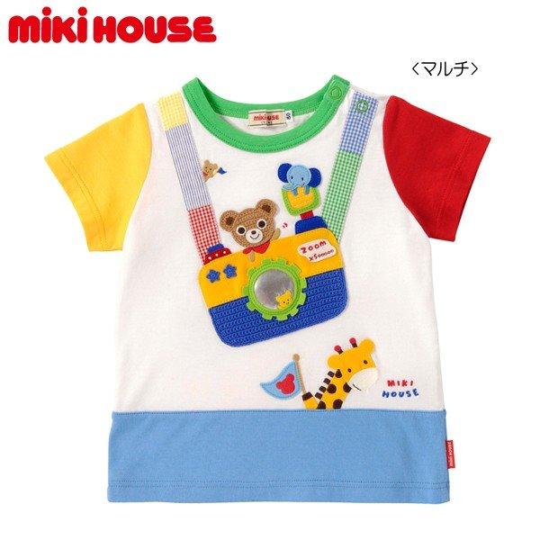 【ミキハウス】【SALE】Tシャツ15000【3980円以上で送料無料(国内)】