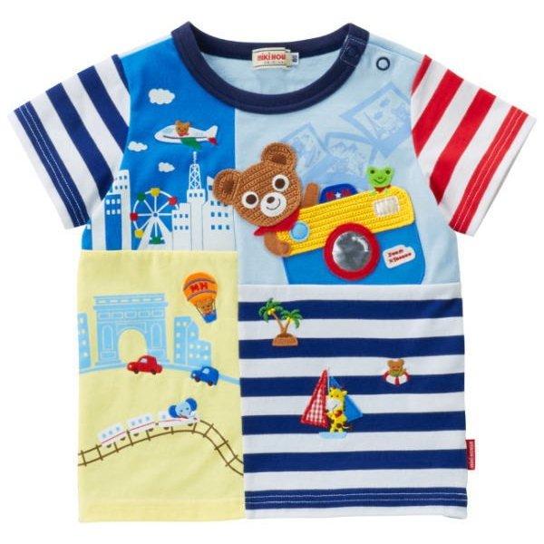 ◇【ミキハウス】【SALE】Tシャツ19000【10800円以上で送料無料(国内)】
