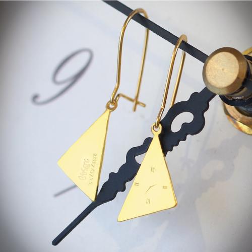 メモリアルクロック 時計 ピアス 赤ちゃん誕生の時刻 刻印無料 シルバー925