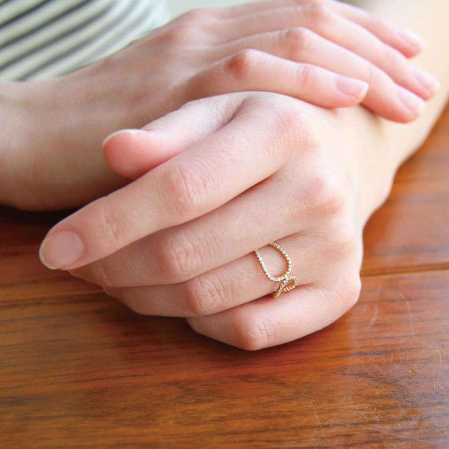 K18 Necklace GOLDENRIVER | Rakuten Global Market: K18/K14 ring ...