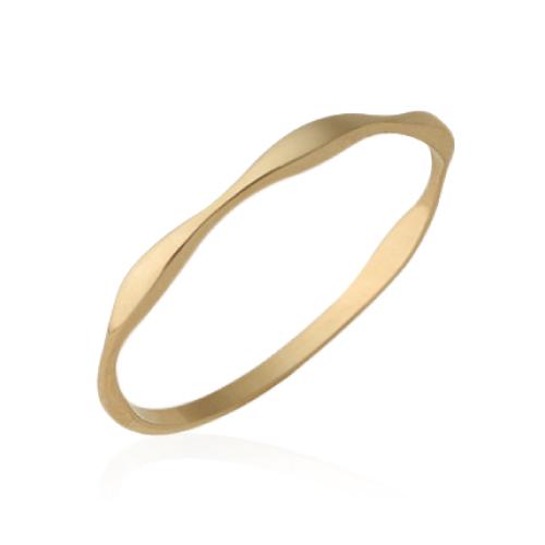 【キャッシュレス5%還元対象】 18金 K18 リング 指輪 ゴールド リング Printemps-プランタン-【ラッピングの状態でお届け】