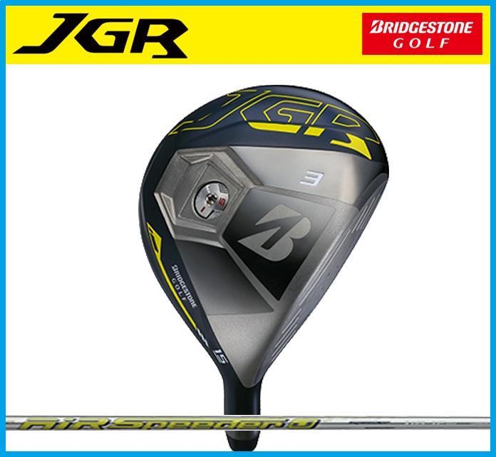 ブリヂストンゴルフ JGR フェアウェイウッド Air Speeder 「J」 J16-12W  カーボンシャフト