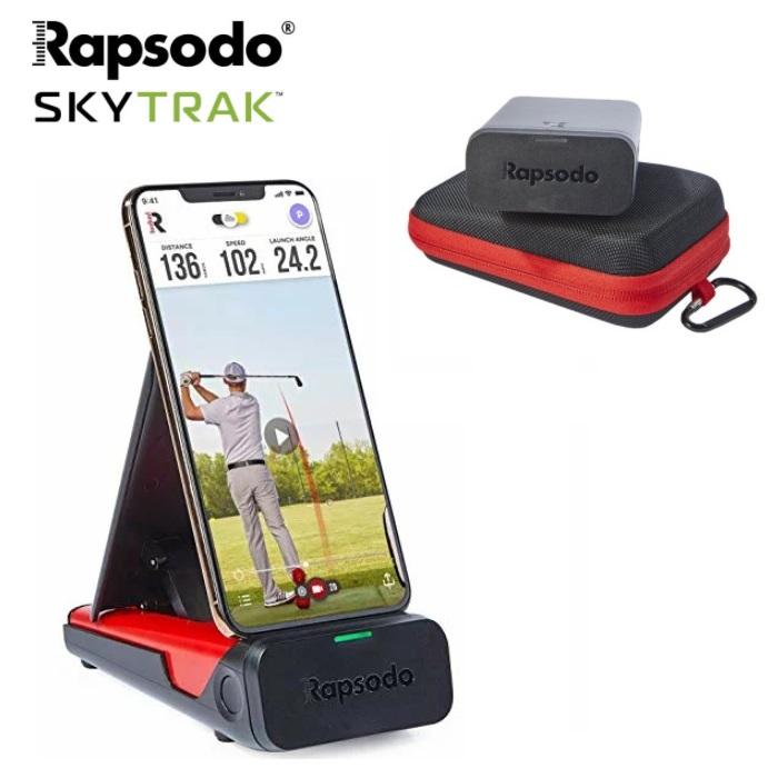 ☆Rapsodo メーカー在庫限り品 ラプソード ゴルフ弾道測定器 新作 モバイルトレーサー MLM