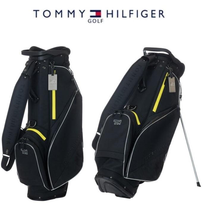 ☆2020年 TOMMY HILFIGER GOLF トミー ヒルフィガー スタンド ランキング総合1位 THMG0SC3 テックライン キャディーバッグ OUTLET SALE ゴルフ