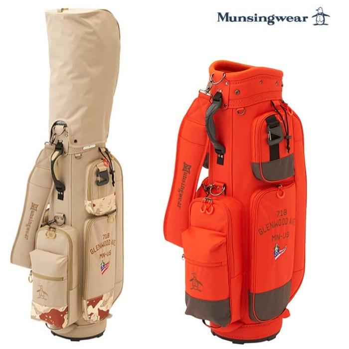 ☆2021 Munsing Wear マンシングウェア 特価品コーナー☆ MQBSJJ01 期間限定で特別価格 キャディーバック