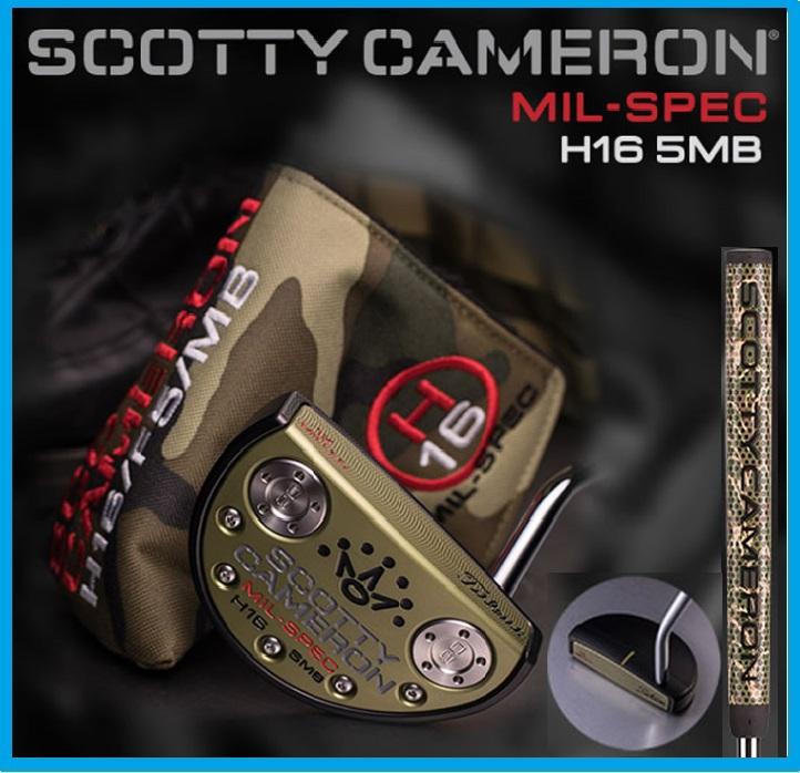 ☆限定品☆ お歳暮 ☆限定 2016年モデル SCOTTY 定番スタイル CAMERON HolidayLimited H16 ミリタリースペック ホリデー MIL-SPEC 5MB スコッテキャメロン