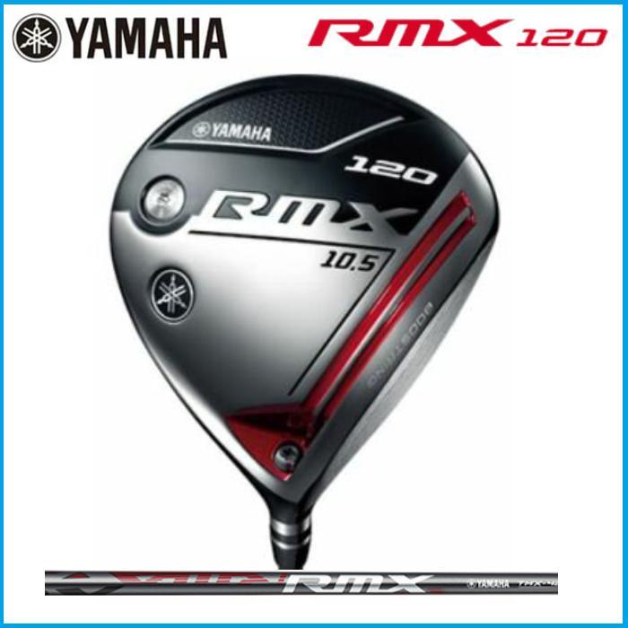 ☆9月6日発売予定☆YAMAHA ヤマハ RMX 120 ドライバー TMX-420D シャフト