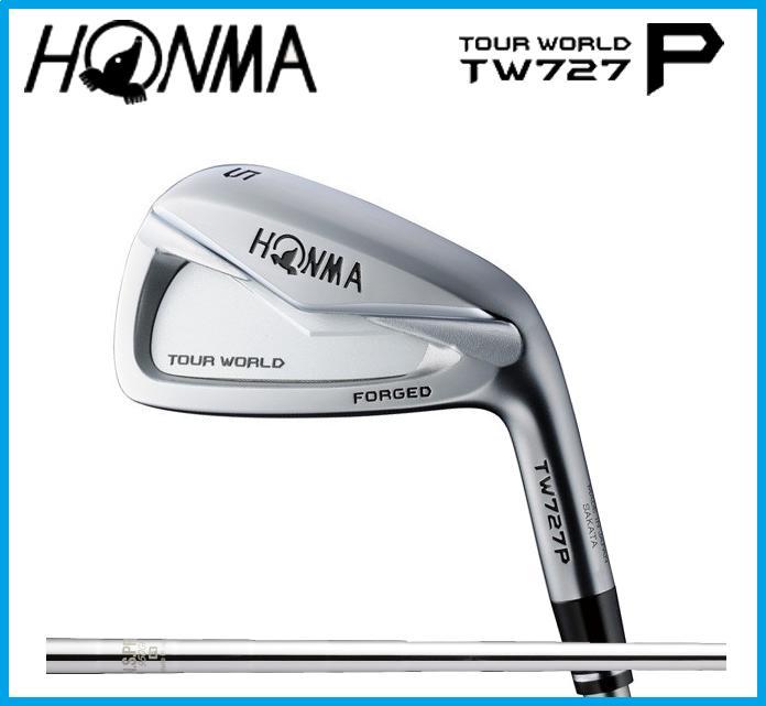 本間ゴルフ HONMA TOUR WORLD ツアーワールド TW727P  アイアン6本セット(#5-10) N.S.PRO 950GH スチールシャフト