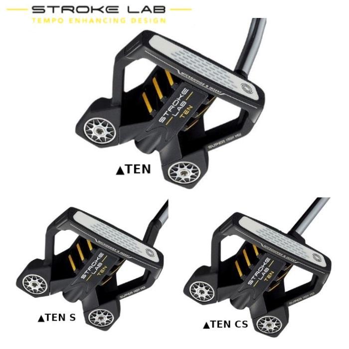 ☆キャロウェイ オデッセイ STROKE LAB BLACK SERIES ストローク 上品 ラボ 新着 CS TEN パター シリーズ ブラック S