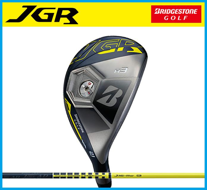 ブリヂストンゴルフ JGR ユーティリティ Tour AD J16-11H  カーボンシャフト