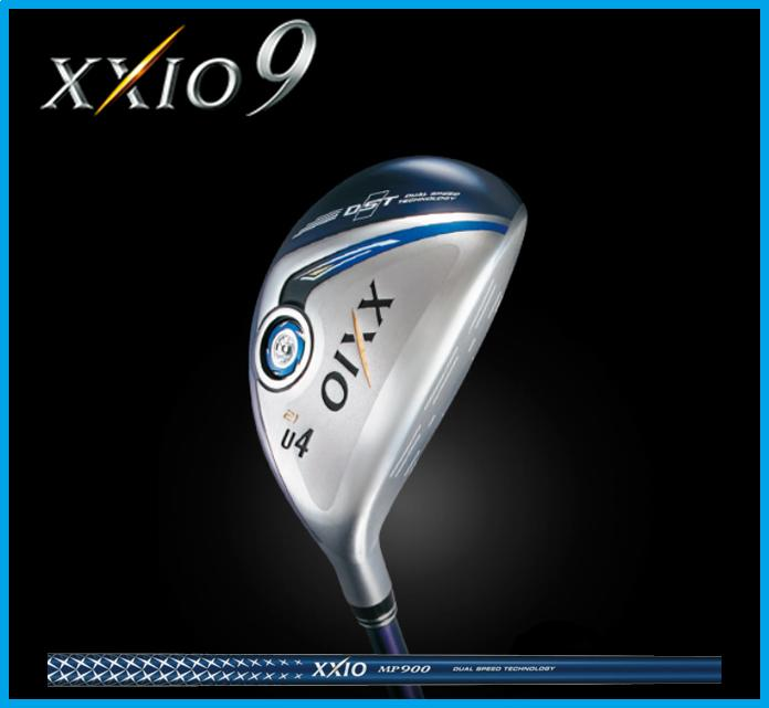 ☆即納☆ダンロップ XXIO9 ゼクシオ9 ユーティリティ ゼクシオ MP900 カーボンシャフト