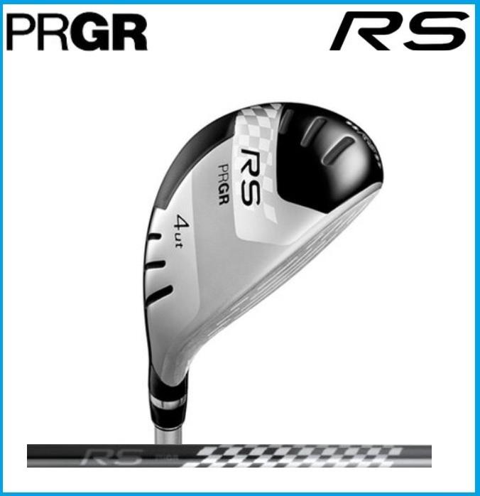 ☆PRGR プロギア 16 RS ユーティリティ オリジナルカーボン スペックスチール3 Ver2 シャフト