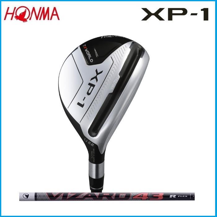 ☆HONMA 新生活 ホンマ 大規模セール T WORLD ツアーワールド VIZARD43 シャフト ユーティリティ XP-1