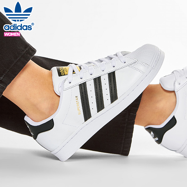 the latest e6d1d cd0a5 Adidas Adidas originals superstar Lady's sneakers adidas Originals  SUPERSTAR C77154